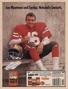 49ers Joe Montana San Francisco 49ers  #sf 49ers #49ers #niners #football