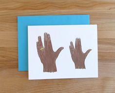 Wedding Card  Live Long And Prosper // Star Trek by JSSShepherd