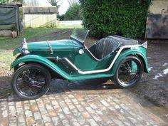 Austin Ulster replica 1931