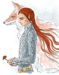 Lucien [PhantomRin - art & illustration]