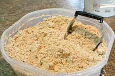 This healthy and versatile alternative to Bisquick is made with whole grain and laced with coconut oil. You'll be whipping up fresh biscuits, pancakes and simple, quick main dishes with this great recipe.