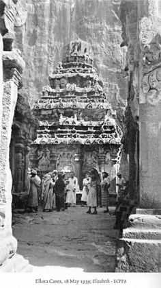 Ellora Caves, 18 May 1939