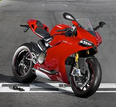 2012 Ducati 1199 Piangale