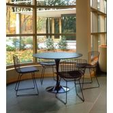 Found it at AllModern - Saarinen 5 Piece Round Dining Table with Bertoia Side Chairs