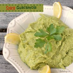 Post image for Recipe: Spicy Guacamole (SCD,GAPS, Paleo)