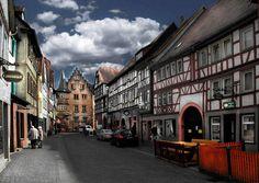 Altstadt Budingen Germany