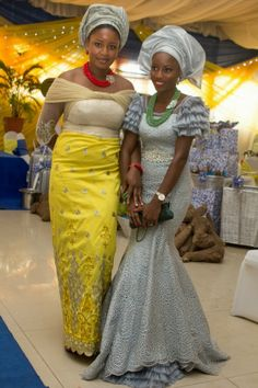 Yoruba Traditional Wedding of Tope and Damilola by Demilade Roberts  Photography