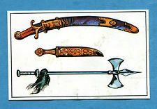 ARMI E SOLDATI - Edis 71 - Figurina-Sticker n. 127 - ARMI TURCHE -Rec