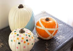 8 Awesome Ways to Decorate Your Pumpkins This Fall