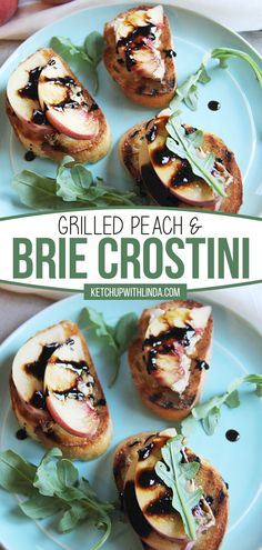 This grilling recipe is great to have in your back pocket for last-minute guests! Make any gathering more special with this easy Grilled Peach Brie Appetizer, Best Appetizers, Appetizer Recipes, Dip Recipes, Easy Snacks, Easy Meals, Cheesy Bacon Dip, Cucumber Bites, Balsamic Reduction