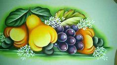 Colored Pencil Artwork, Colored Pencils, Fabric Painting, Fabric Art, Beautiful Landscapes, Decoupage, Stencils, Pasta, Fruit