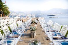 wedding table - bodrum