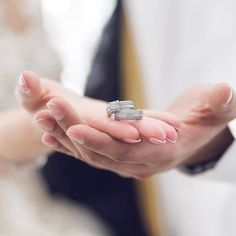 A wedding ring is a ring that the bride and groom give each other when they are married. Wedding Photo Pictures, Wedding Picture Poses, Romantic Wedding Photos, Wedding Poses, Wedding Shoot, Pre Wedding Photoshoot, Wedding Rings, Wedding Scene, Wedding Couple Poses Photography