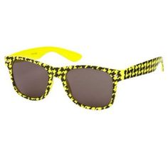 houndstooth shades