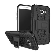 For Samsung Galaxy 2017 Case Silicon Cover Rugged Armor Shockproof Hard Case For Galaxy 2017 Kickstand Coque Samsung Galaxy Phones, Samsung Cases, Iphone Cases, Mobiles, Galaxy A5, Android, Silicone Phone Case, Phone Cover, Gliders