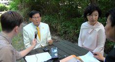 Interview mit dem Vorsitzenden der Friedensorganisation HWPL
