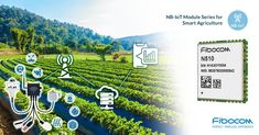 Smart Agriculture Harvests Greater Production Efficiency with Fibocoms NB-IoT Modules Sustainable Farming, Water Efficiency, Data Transmission, Smart City, Irrigation, Agriculture, Harvest, Environment, Internet