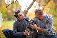 The Champagne family photographed with their dogs in Ottawa by  Liz Bradley of elizabeth&jane photography