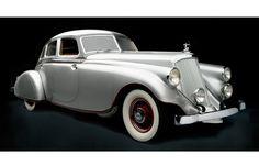 1934 Pierce-Arrow Silver Arrow Sedan-Frist Center for the Visual Arts June 14-Sept 15, 2013