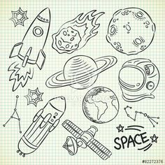 https://www.dollarphotoclub.com/stock-photo/space doodle set/82272376 Dollar Photo Club millions of stock images for $1 each
