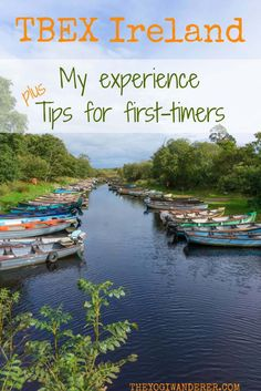 TBEX Ireland: My experience attending a travel blogging conference + 5 tips for first-timers