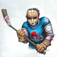 Zombie-Rabbit-Tattoo-With-Ice-Hockey-Stick-An-Pencil-2.jpg (200×200)