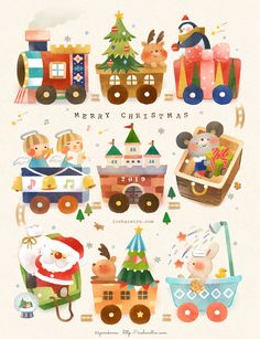 Holiday Wallpaper, Doodle Inspiration, Christmas Drawing, Rustic Baby, Reference Images, Illustrations And Posters, Chibi, Character Design, Illustration Art