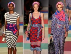MTV Mobile Blog Style: Marc By Marc Jacobs Teaches Us New Ways To Wear Scarves With Spring 2013 Collection
