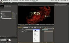 Fractal Noise Fade. Learn how to use Fractal Noise to create a textured fade on a layer in After Effects. Then add some more effects and ele...