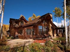 YOUR OWN SKI CABIN IN THE WOODS