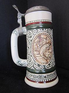 Vintage Avon Beer Stein