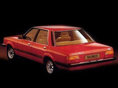 Ford Taunus - Fortuna 1.6 GL (1979 – 1982). NOT the sportiest car I owned in the Bundes, but it was the first,