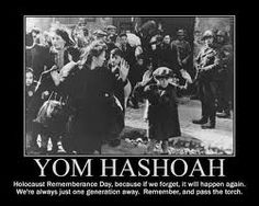 """Yom HaZikaron laShoah ve-laG'vurah (Day of Holocaust and Heroism Remembrance), known colloquially in Israel and abroad as Yom HaShoah ( Day of """"The Catastrophe"""" or """"Utter De… Born Again Christian, Gun Control, We Remember, The Guardian, Blessed, Forget, Politics, Europe, Shit Happens"""