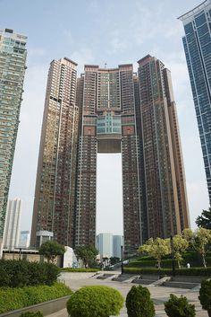 The Arch Moon Tower, Hong Kong
