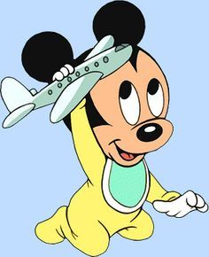 Mickey Mouse As A Baby | Disney Heaven   Mickey U0027N Friends   Mickey Mouse
