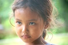 Cambodian Girl - Battambang, Batdambang