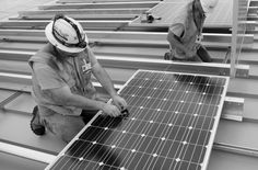 """Coming on the heels of the celebration–inducing 5-year extension of the solar investment tax credit (ITC), today jobs numbers were released by nonprofit organization, The Solar Foundation (TSF). The six annual National Solar Jobs Census shows that the U.S. solar industry today employs 208,859 people, having added 35,052 in 2015 alone. This is a 20 percent increase in job growth compared to the overall national employment growth of 1.7 percent. """"Employment in solar has grown an extraordinary…"""