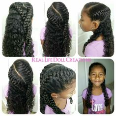 Cool Mixed Babies Mixed Baby Hairstyles And Twists On Pinterest Short Hairstyles For Black Women Fulllsitofus