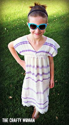 Brassy Apple: 4 knocked off dresses - sewing for girls