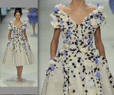 Ralph Russo. Haute Couture S/S15. Paris