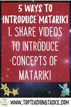 The celebration of Matariki, the Māori New Year, has grown in popularity in recent years. Read on to learn 5 ways to introduce Matariki in your classroom. Small Group Reading, Shared Reading, Toddler Travel Activities, Activities For Kids, Explanation Writing, Leveled Readers, Higher Order Thinking, Ministry Of Education, Primary Classroom