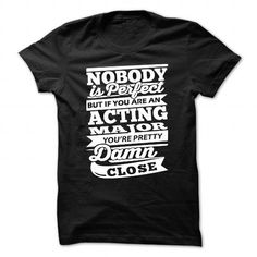 Acting Major - #animal hoodie #sweater scarf. BEST BUY => https://www.sunfrog.com/Camping/Acting-Major-Ladies.html?68278