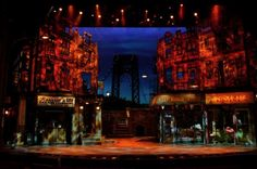 """In the Heights"" Set Design by Anna Louizos"