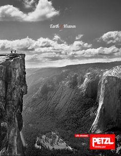 Petzl Climbing Gear. by Ira Achsen, via Behance