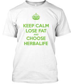 Keep Calm Herbalife Tee   Teespring
