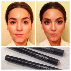 I love this look from @Sephora's #TheBeautyBoard http://gallery.sephora.com/photo/say-to-surgery-yes-to-contouring-26723