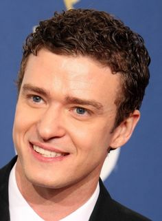 A Short Curly Hairstyle For Men shown by Justin Timberlake - See more at: http://menhairstylestre.com/#sthash.1CaJ9t1J.dpuf