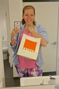 LATHER Event at Soul Cycle | My Beauty Bunny