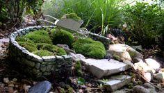 Fairy garden pretty.