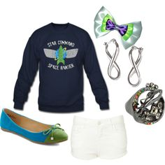 """Space Ranger"" by sp0radic on Polyvore"